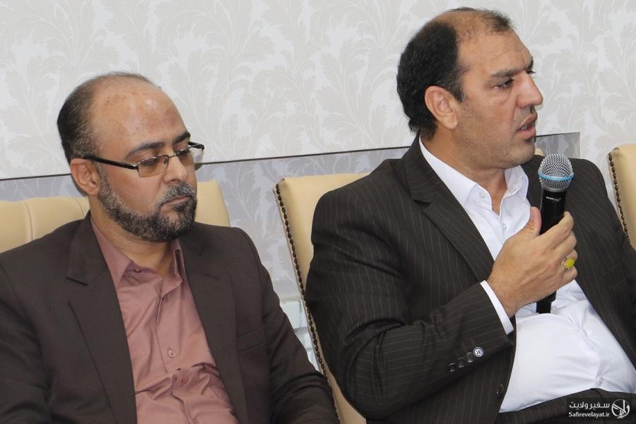 دیدار اعضای اتاق اصناف و رییس تعزیرات حكومتی كاشان: