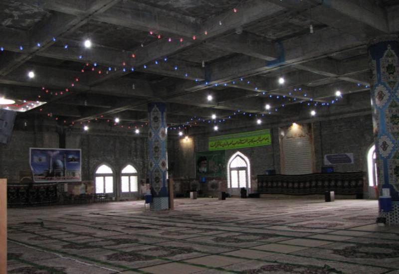 مصلی بقیة الله الاعظم (عج) کاشان