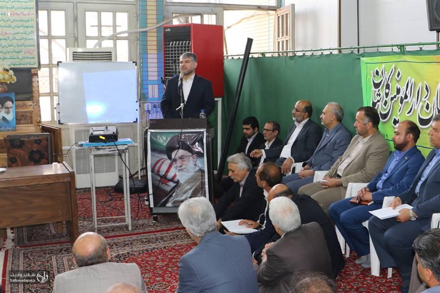 نخستين جلسه شورای اداری كاشان در سال جديد