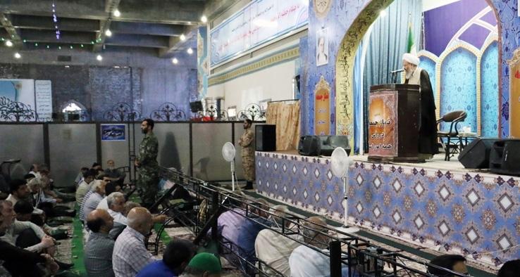 هدف آل سعود و آمریکا اختلاف افکنی بین ایران و عراق است
