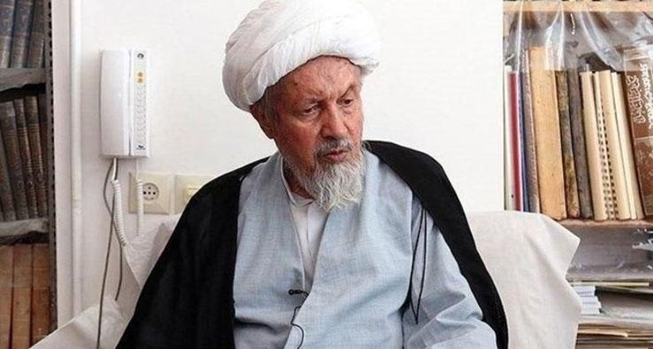 نماینده مقام معظم رهبری رحلت عالم مجاهد آیت الله محمد مؤمن را تسلیت گفتند