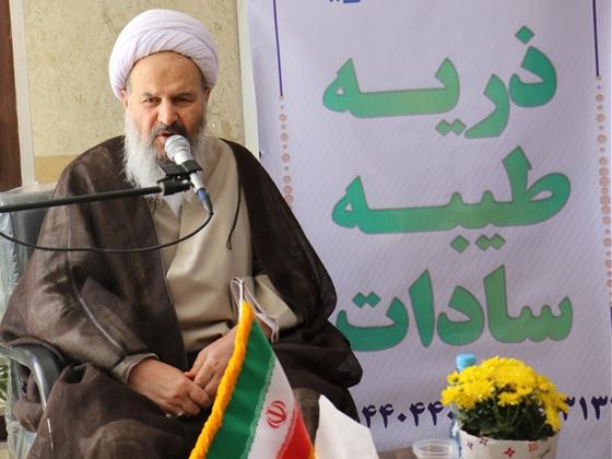 تأسیس مؤسسه خیریه «ذریه طیبه سادات» در كاشان جهاد فرهنگی است