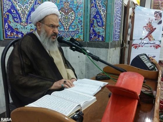قرآن کریم به مسلمانان هشدار داده که به دشمن اعتماد نکنید