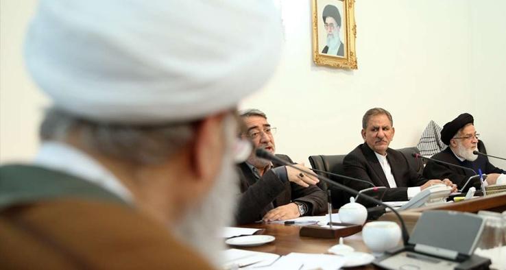 جلسه شورای عالی ترویج و توسعه فرهنگ ایثار و شهادت