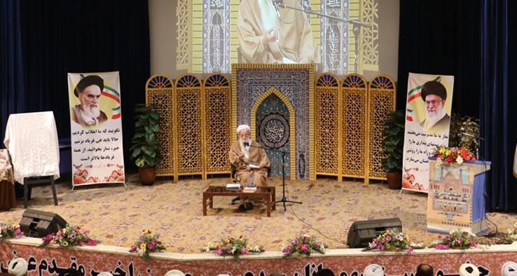 اولین کنگره ملی نماز در کاشان