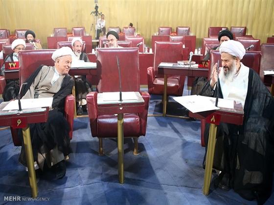 پیام تسلیت آیت الله نمازی در پی درگذشت آیت الله هاشمی رفسنجانی