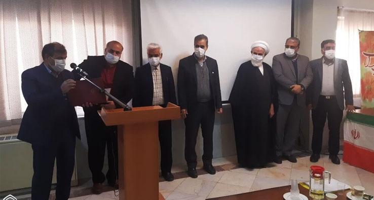 تجلیل از ایثارگران و جانبازان جهادگر کاشان